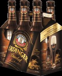 ERDINGER DUNKEL 6PK NR Beer