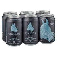 Einstok Toasted Porter cans