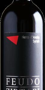FEUDO ZIRTARI NERO D AVOLA 750ML Wine RED WINE