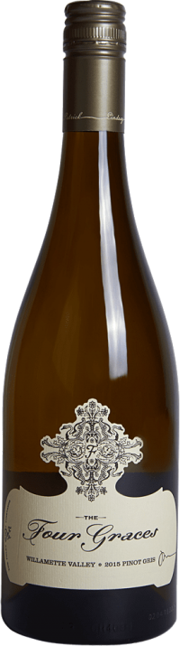 FOUR GRACES PINOT GRIS 750ML Wine WHITE WINE