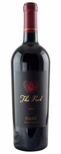 Faust The Pact Red 750mlFaust The Pact Red 750ml