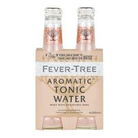 Fever Tree Aromatic Tonic 4pk