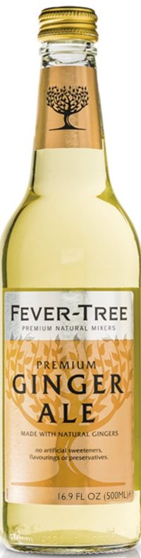 Fever Tree Ginger Ale 16.9oz