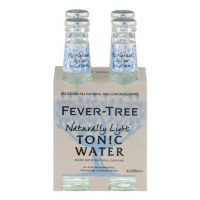 Fever Tree Light Tonic 4pk
