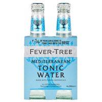 Fever Tree Mediterranean Tonic 4pk