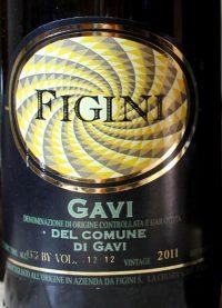 Figini Gavi Di Gavi 750ml