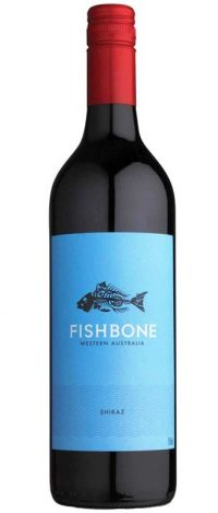 Fishbone Shiraz Cabernet 750ml