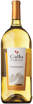 GALLO FAMILY CHARD 1.5L Wine WHITE WINE