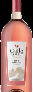 GALLO FAMILY PINK MOSCATO 1.5L Wine WHITE WINE