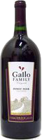 GALLO FAMILY PINOT NOIR 1.5L Wine RED WINE