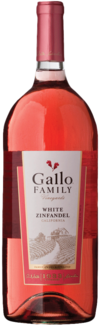 GALLO FAMILY WHITE ZIN 1.5L Wine ROSE BLUSH WINE