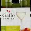 GALLO PINOT GRIGIO 187ML 4PK Wine WHITE WINE