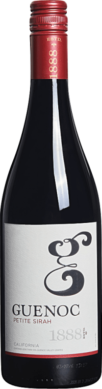 GUENOC CALI PETITE SIRAH 750ML Wine RED WINE