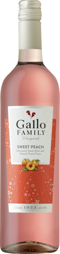Gallo Family Sweet Peach 750ml
