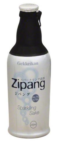 Gekkeikan Sake Zipang Spark