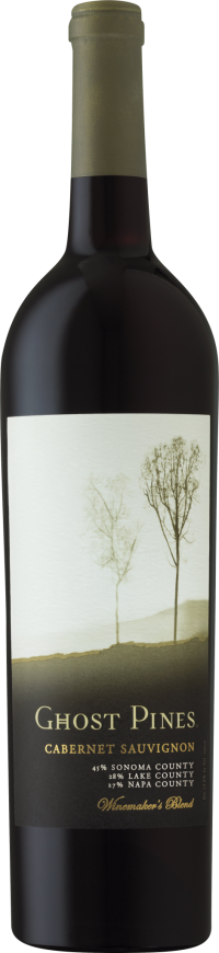 Ghost Pines Cabernet Sauvignon Napa 750ml