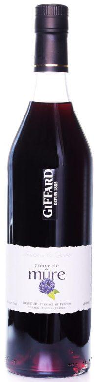 Giffard Creme Mure 750ml