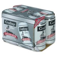 Gosling Diet Ginger 12oz 6pk Cn