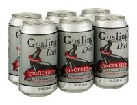Gosling Diet Ginger 6pk