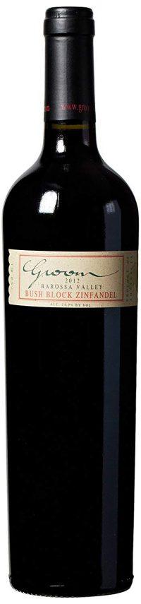 Groom Zinfandel Bush Block