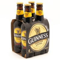 Guinness Forein Extra Stout 11.2oz 4pk