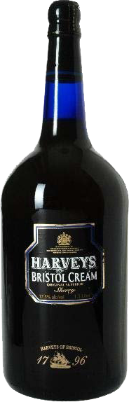 HARVEYS BRISTOL CREAM 1.75L