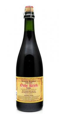 Hanssens Oude Kriek 12.7oz Sng bt