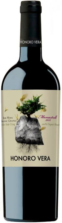 Honoro Vera Monastrell Organic