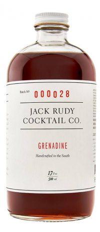 Jack Rudy Grenadine 500ml
