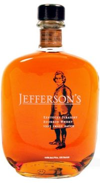 Jeffersons Very Small Batch 750ml
