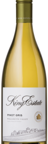KING ESTATE PINOT GRIS 750ML Wine WHITE WINE