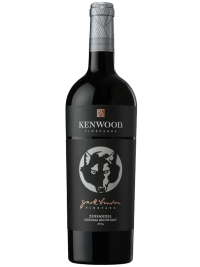Kenwood Vineyards California Wine Sonoma Mountain Jack London Zinfandel 2013 750ml