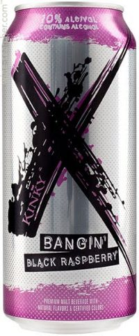 Kinky X Bangin Black Raspberry 16oz