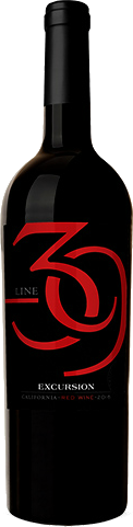 LINE 39 EXCURSION RED 750ML Wine RED WINE