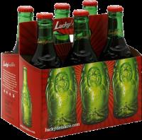 LUCKY BUDDA LAGER 6PK NR Beer