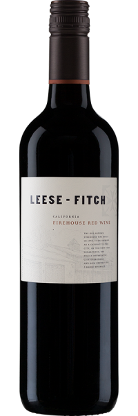 Leese Fitch Firehouse Red Wine