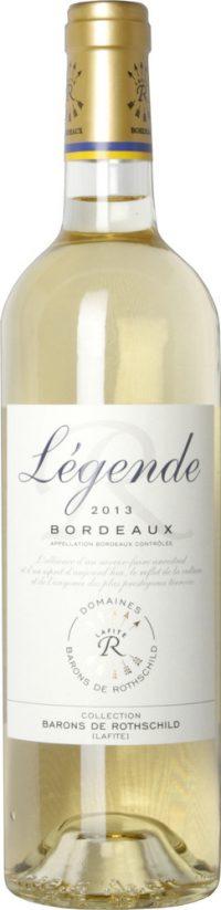 Legende Bordeaux Blanc 750ml