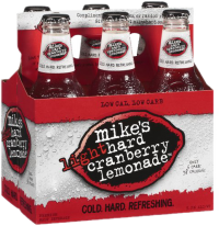 MIKES HARD CRAN LEMONADE LITE 6PK-Beer