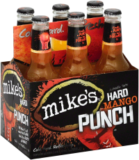 MIKES HARD MANGO PUNCH 6PK NR-Beer