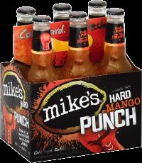MIKES HARD MANGO PUNCH 6PK NR-Beer