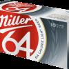 MILLER 64 18PK CN-12OZ-Beer