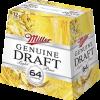 MILLER GEN DRAFT 12OZ 12PK NR-12OZ-Beer