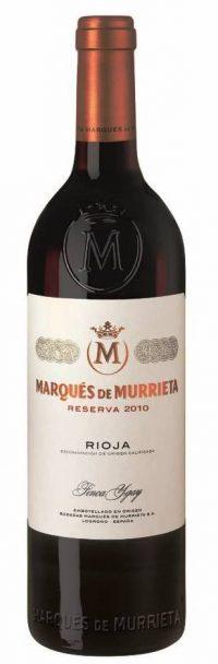 Marques De Murrieta Rioja Reserva