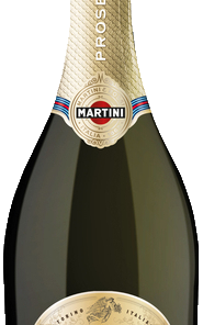 Martini and Rossi Prosecco
