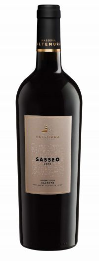 Masseria Altemura Sasseo Primitivo Salento 750ml