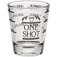 Measured Shot Glass
