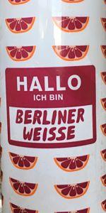Mikkeller Ich Blood Orange Berliner