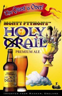 Monty Python Holy Grail 16oz 4pk