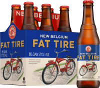 NEW BELGIUM FAT TIRE 12OZ 6PK NR-12OZ-Beer