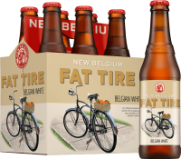 NEW BELGIUM FAT TIRE WHITE 6PK NR-12OZ-Beer